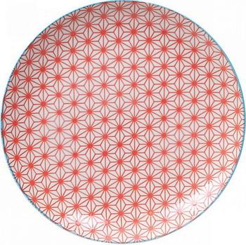Тарелка TOKYO DESIGN STAR/WAVE комплект из 3 шт 8657