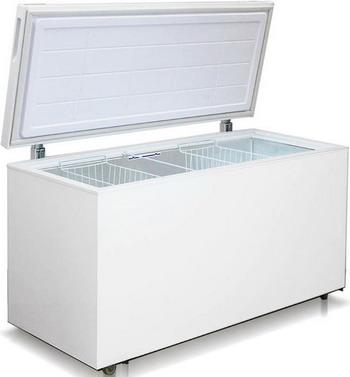 Морозильный ларь Бирюса 455 K морозильный ларь бирюса 100к f100k