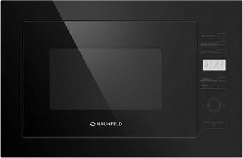 Встраиваемая микроволновая печь СВЧ MAUNFELD MBMO.25.7GB lg mb65w95gih white свч печь с грилем