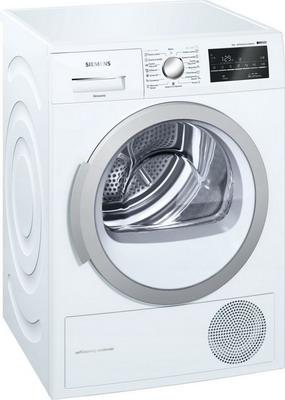 Сушильная машина Siemens WT 45 W 461 OE стиральная машина siemens wm 10 n 040 oe