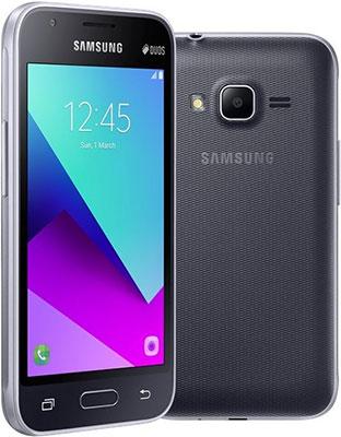 Мобильный телефон Samsung Galaxy J1 mini prime черный смартфон samsung galaxy j1 mini prime 2016 sm j106f ds 8gb gold