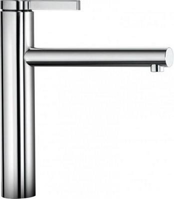 Кухонный смеситель BLANCO LINEE хром  смеситель linee chrome 517594 blanco