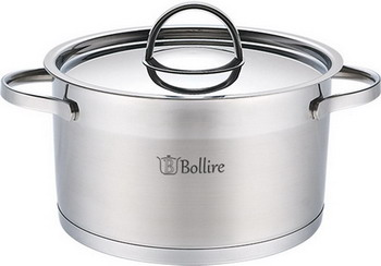 Кастрюля Bollire BR-2304 кастрюля bollire br 2203
