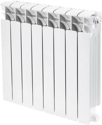 Водяной радиатор отопления RIFAR B 500 8 секц markslojd потолочный светильник horoz с датчиком движения 2 25w e27 ip20 400 002 112 hrz00001473