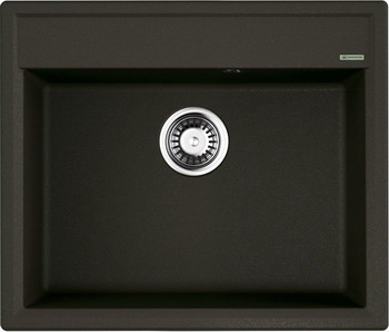 Кухонная мойка OMOIKIRI Daisen 60-DC Artgranit/темный Шоколад (4993621) omoikiri sendai chrome