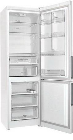 Двухкамерный холодильник Hotpoint-Ariston HFP 5200 W двухкамерный холодильник don r 297 g