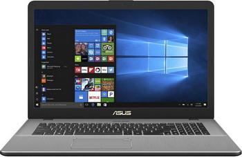 Ноутбук ASUS VivoBook Pro N 705 UD-GC 014 T (90 NB0GA1-M 01030) серый компьютерная гарнитура asus vulcan pro 90 yahi7180 ua00