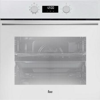 Встраиваемый электрический духовой шкаф Teka HSB 630 WH WHITE встраиваемый электрический духовой шкаф smeg sf 4120 mcn