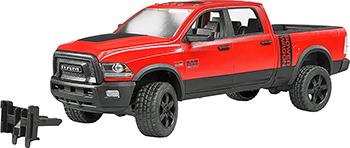 Пикап Bruder RAM 2500 02-500 bruder пикап ram 2500