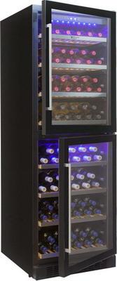Винный шкаф Cold Vine C 142-KBT2 винный шкаф cold vine c110 kbt2