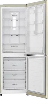 Двухкамерный холодильник LG GA-B 429 SYUZ холодильник с морозильной камерой lg ga b409uqda