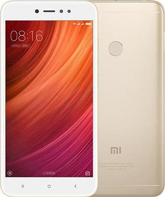 Мобильный телефон Xiaomi Redmi Note 5A Prime 32 GB золотой смартфон meizu m5 note серебристый 5 5 32 гб lte wi fi gps 3g