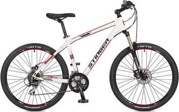 Велосипед Stinger 26'' Reload SD 20'' белый 26 AHD.RELOASD.20 WH7 велосипед stinger valencia 2017