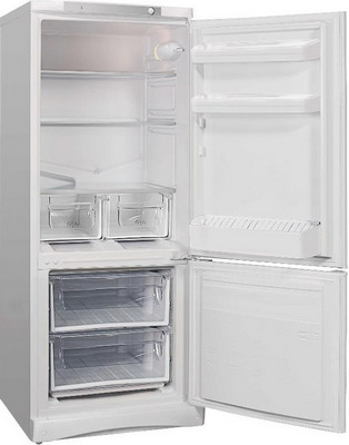 Фото - Двухкамерный холодильник Стинол STS 150 двухкамерный холодильник hitachi r vg 472 pu3 gbw