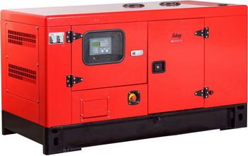 Электрический генератор и электростанция FUBAG DS 16 DAC ES 838769 dac dg12b1