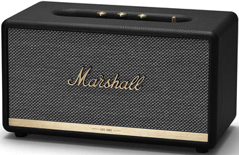 Портативная колонка Marshall Stanmore II Black колонка портативная marshall kilburn cream