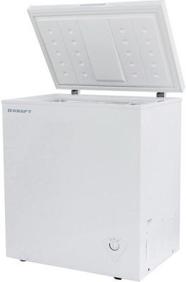 Морозильный ларь Kraft BD (W) 100 QX морозильный ларь kraft bd w 225 qx