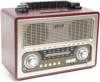 Радиоприемник БЗРП РП-312 радиоприемник rolsen rbm 312 cube