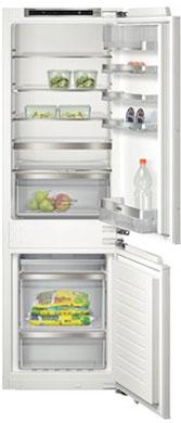Встраиваемый двухкамерный холодильник Siemens KI 86 NAD 30 R