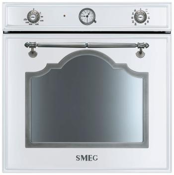 Встраиваемый электрический духовой шкаф Smeg SF 750 BS встраиваемый электрический духовой шкаф smeg sf 750 pol