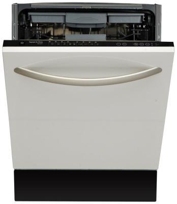 Полновстраиваемая посудомоечная машина Zigmund amp Shtain DW 69.6009 X полновстраиваемая посудомоечная машина samsung dw 50 k 4030 bb rs