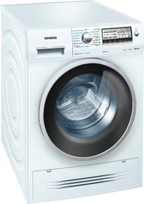 Стиральная машина с сушкой Siemens WD 15 H 541 OE стиральная машина siemens wm 16 w 640 oe