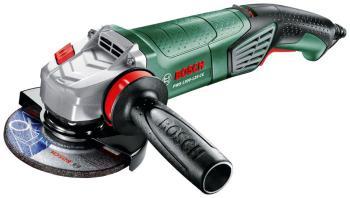 Угловая шлифовальная машина (болгарка) Bosch PWS 1300-125 CE (0.603.3A2.920) шлифовальная машина bosch pwr 180 ce 06033c4001