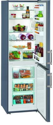 Двухкамерный холодильник Liebherr CUwb 3311 liebherr cuag 3311 20