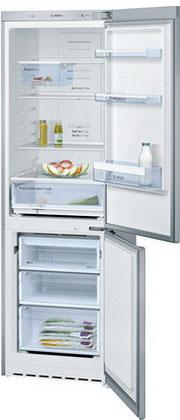 Двухкамерный холодильник Bosch KGN 36 VL 14 R двухкамерный холодильник don r 297 g