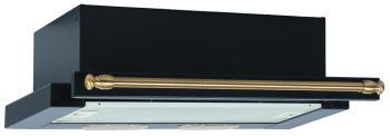 Встраиваемая вытяжка Teka LS 60 ANTHRACITE/BRASS вытяжка со стеклом teka nc2 60 glass