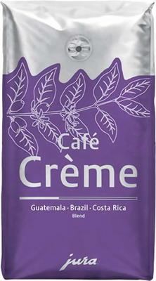 Кофе зерновой Jura Cafe Creme 250 г кофе машина jura j6 brilliant silver 15111