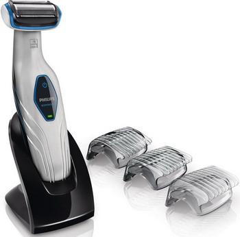 Электробритва Philips BG 2028/15 Bodygroom series 3000 триммер для бороды philips qt 3900 15 beardtrimmer series 3000 черный