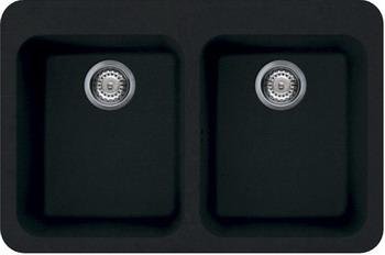 Кухонная мойка Smeg LSE 802 A-2  антрацит (GRANITEK) smeg fq55fxe