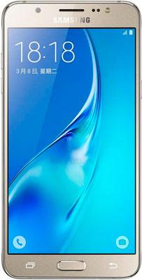 все цены на Мобильный телефон Samsung Galaxy J5 (2016) 16 ГБ золотистый