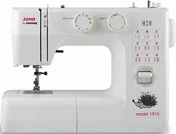 Швейная машина Janome Juno 1915 цена