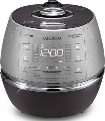 Мультиварка-скороварка Cuckoo CMC-CHSS 1004 F электроварка cuckoo ccrp fa0811fp 4l