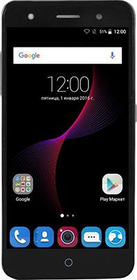 Мобильный телефон ZTE Blade V7 Lite 4G серый цена и фото