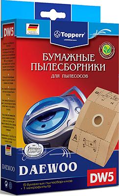 Набор пылесборников Topperr 1004 DW 5 topperr 3003