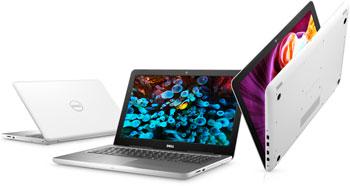 Ноутбук Dell Inspiron 5567-2648 белый