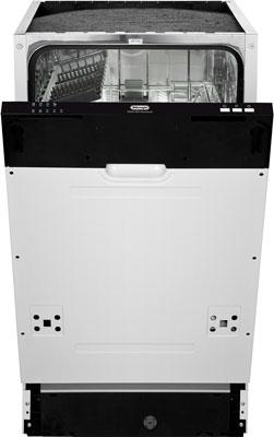 Полновстраиваемая посудомоечная машина DeLonghi DDW 06 S Lamethysta