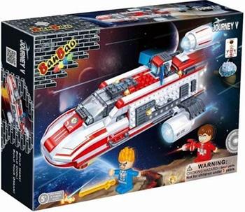 Конструктор BanBao Космический летательный аппарат