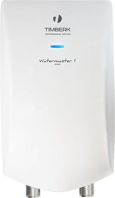 Водонагреватель проточный Timberk WHE 5.5 XTR H1 Watermaster I электрический проточный водонагреватель timberk whe 12 0 xtl c1