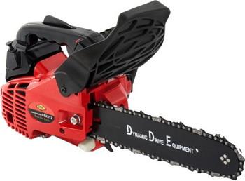 Бензопила DDE CS 2512 бензопила hammer flex bpl 2512 b