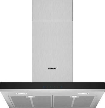 Вытяжка купольная Siemens LC 67 BHM 50 вытяжка кухонная siemens lc45sk950w