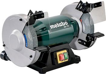 Точило электрическое Metabo DS 175 230В/500вт 175х25х32 мм 619175000 ds 175