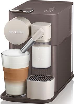 Кофемашина капсульная DeLonghi EN 500.BW кофемашина nespresso delonghi en 500 bw lattissima