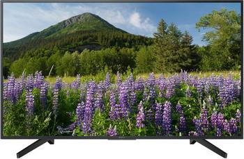 4K (UHD) телевизор Sony KD-65 XF 7096 BR2 sony жк телевизор sony kd 55xf7596 br2