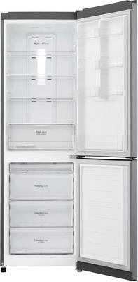 Двухкамерный холодильник LG GA-B 419 SLGL графит холодильник lg ga b429smcz silver