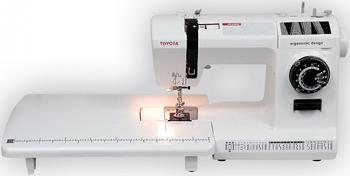 Швейная машина Toyota JNS 34 CT (Jeans) 5400450005654