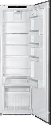 Встраиваемый однокамерный холодильник Smeg S 7323 LFLD2P1 smeg lgm 861 s 2